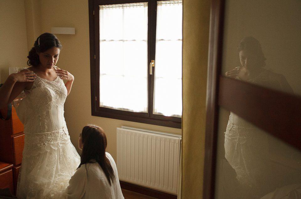 porqué fotografiar los preparativos el día de tu boda