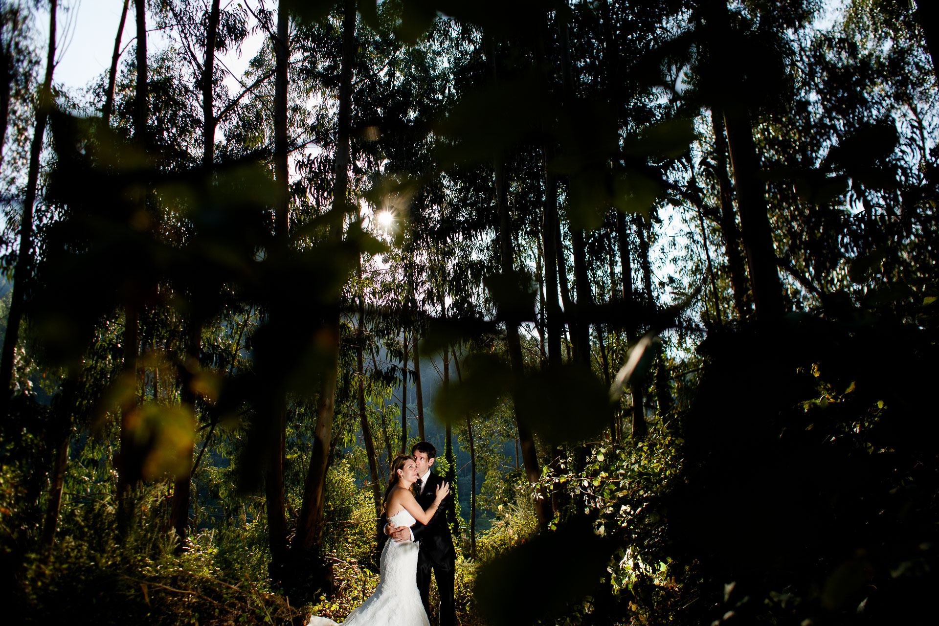 post boda en el bosque bakio
