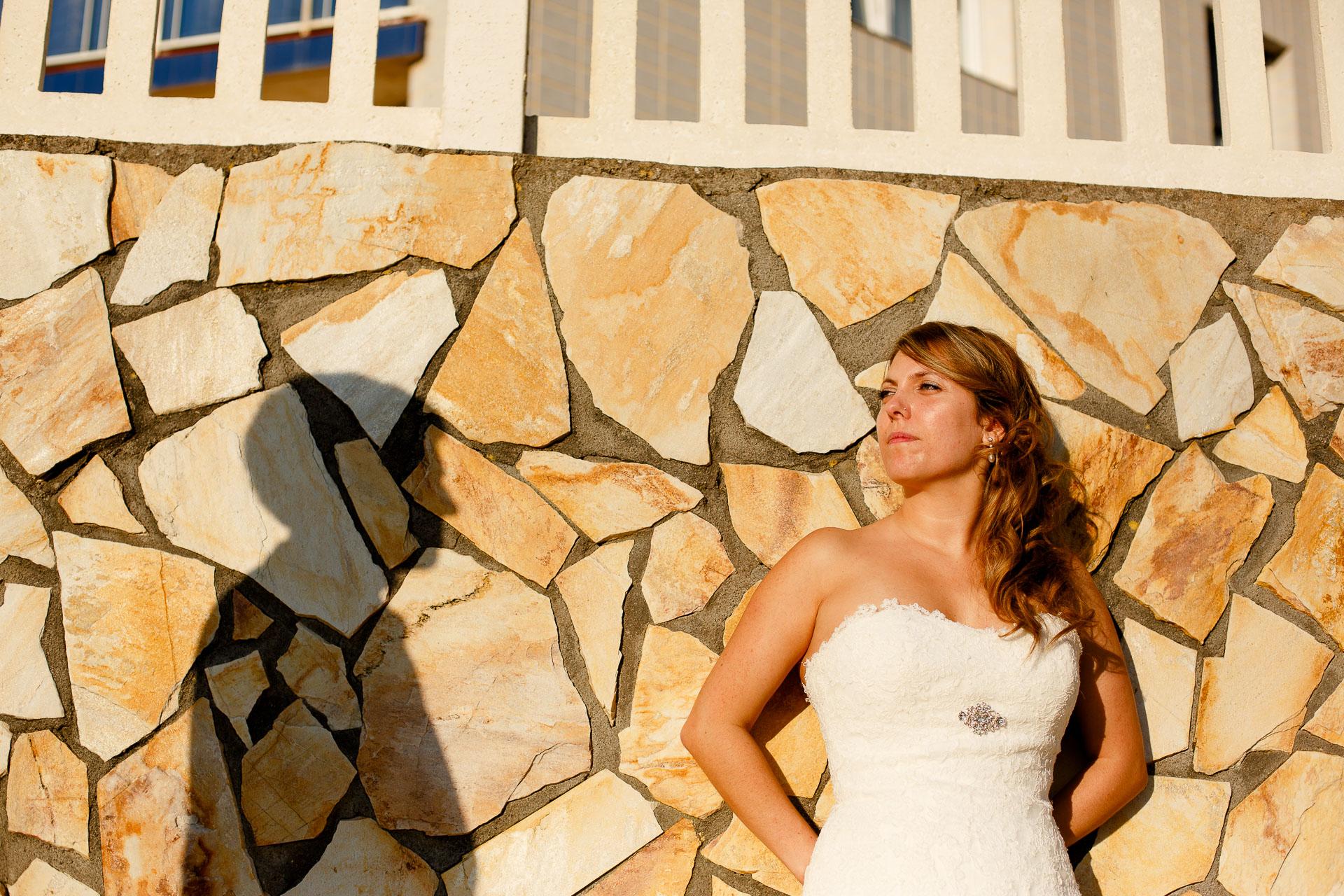 post boda en bakio