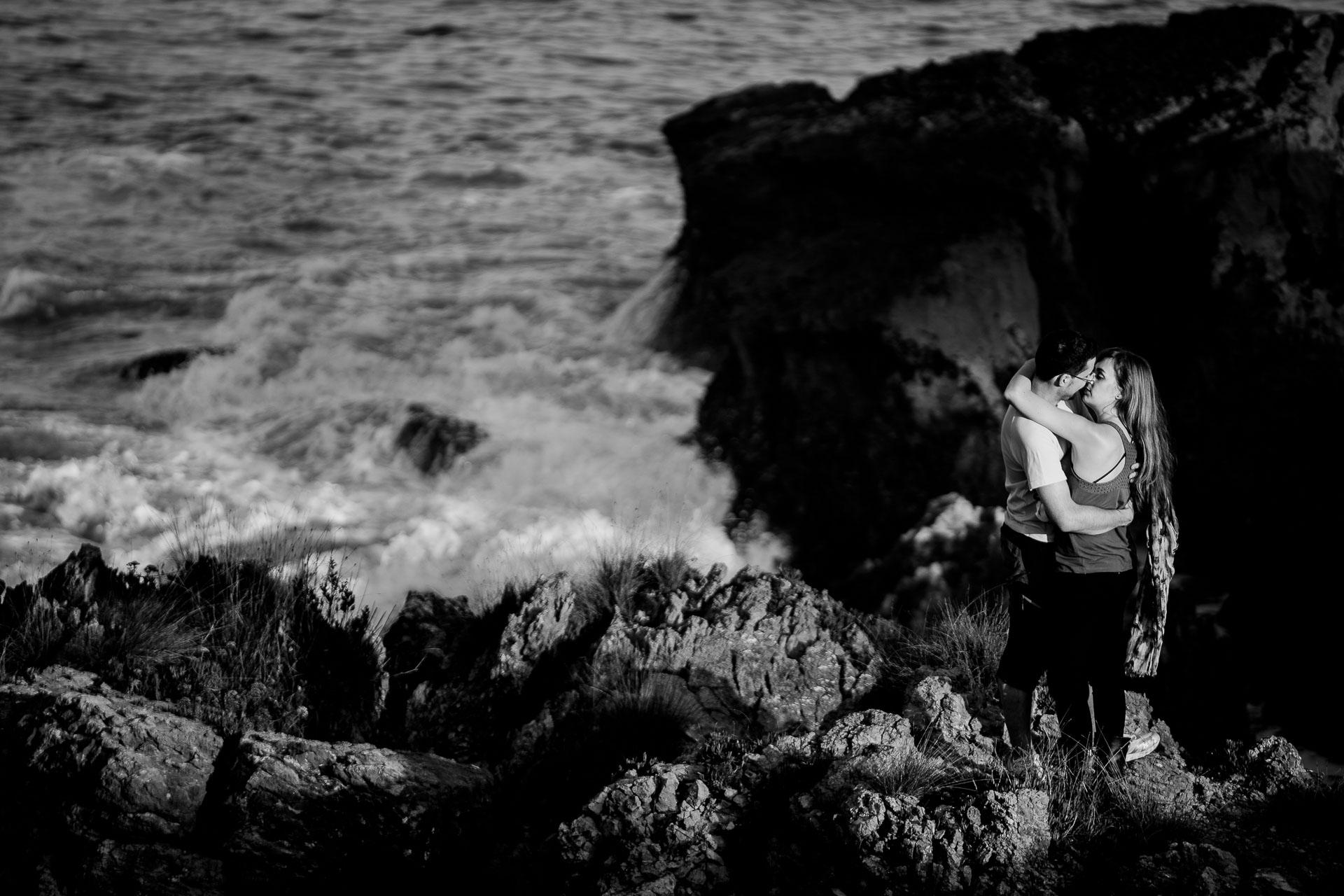 pre boda playa noja