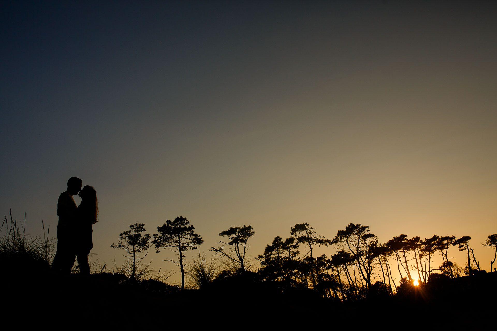 IÑIGO + IZASKUN | Preboda en la playa de Noja