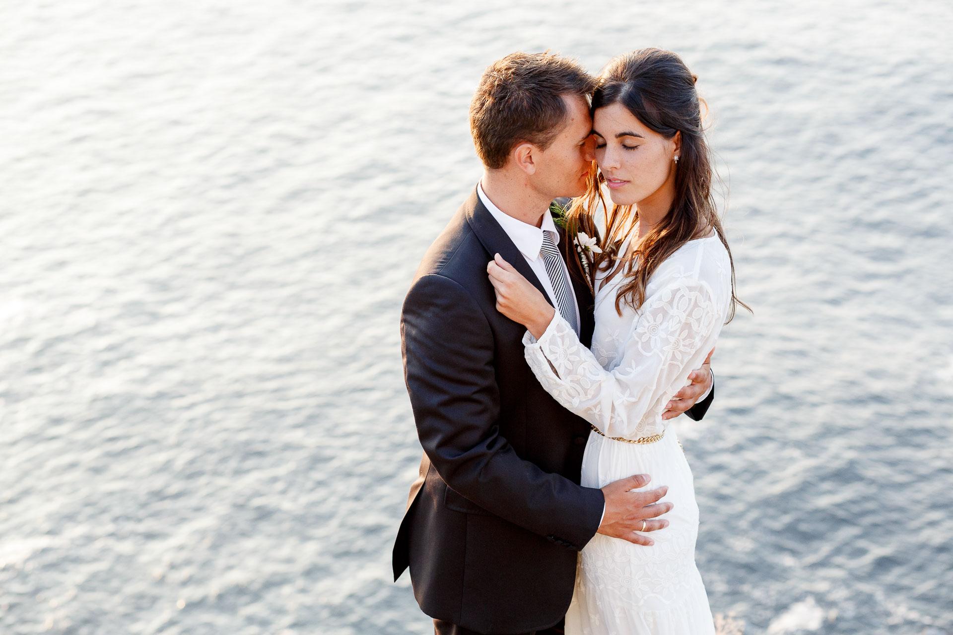 post boda en la playa