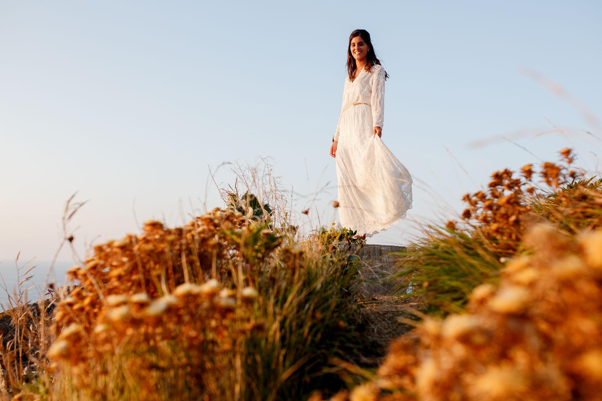 post boda en el monte