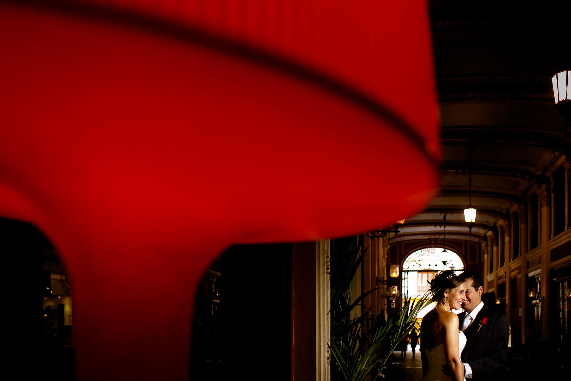 ESTEFANIA + CARLOS | HOTEL HIBERUS