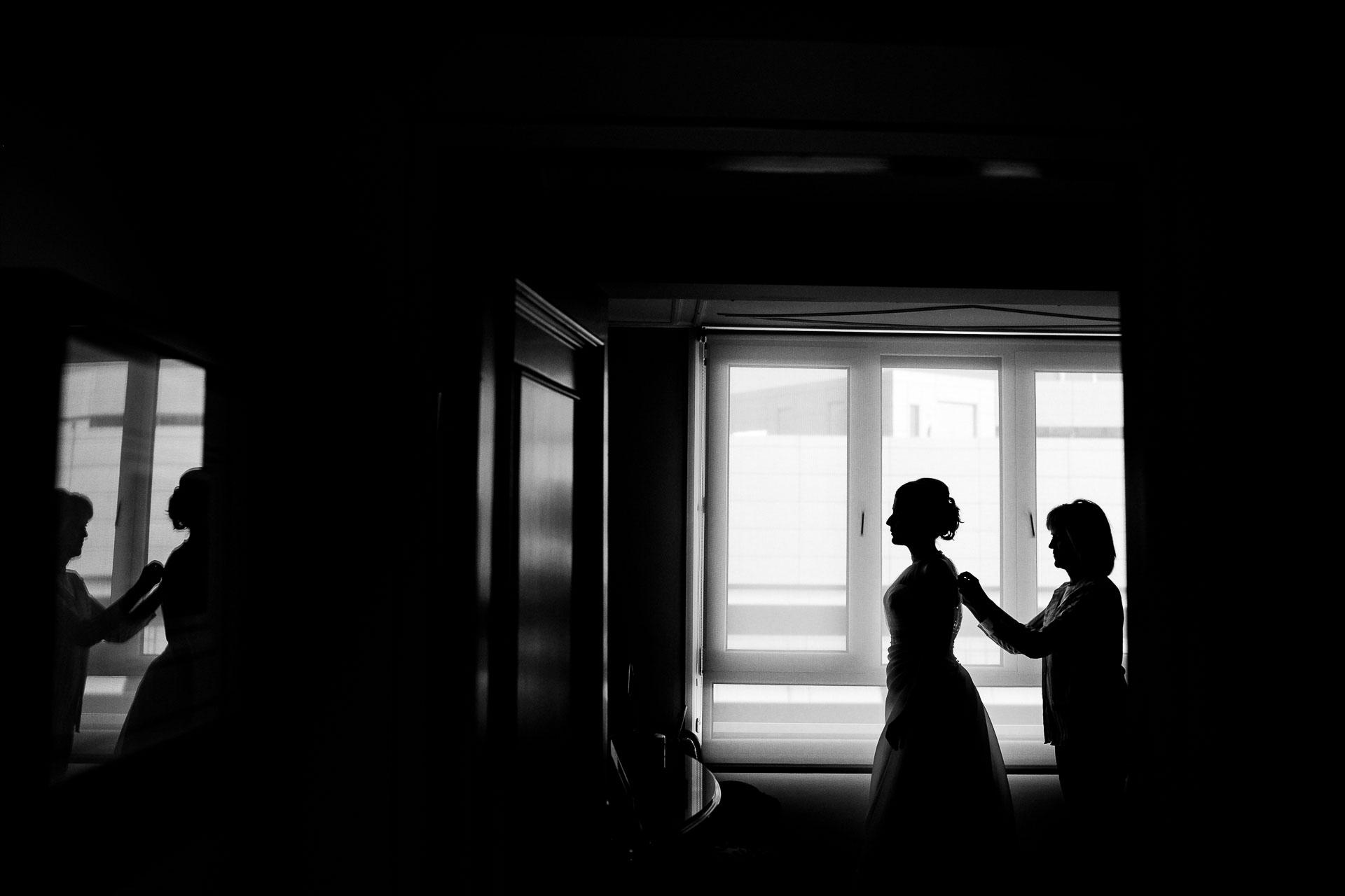 fotografia de bodas preparativos vitoria