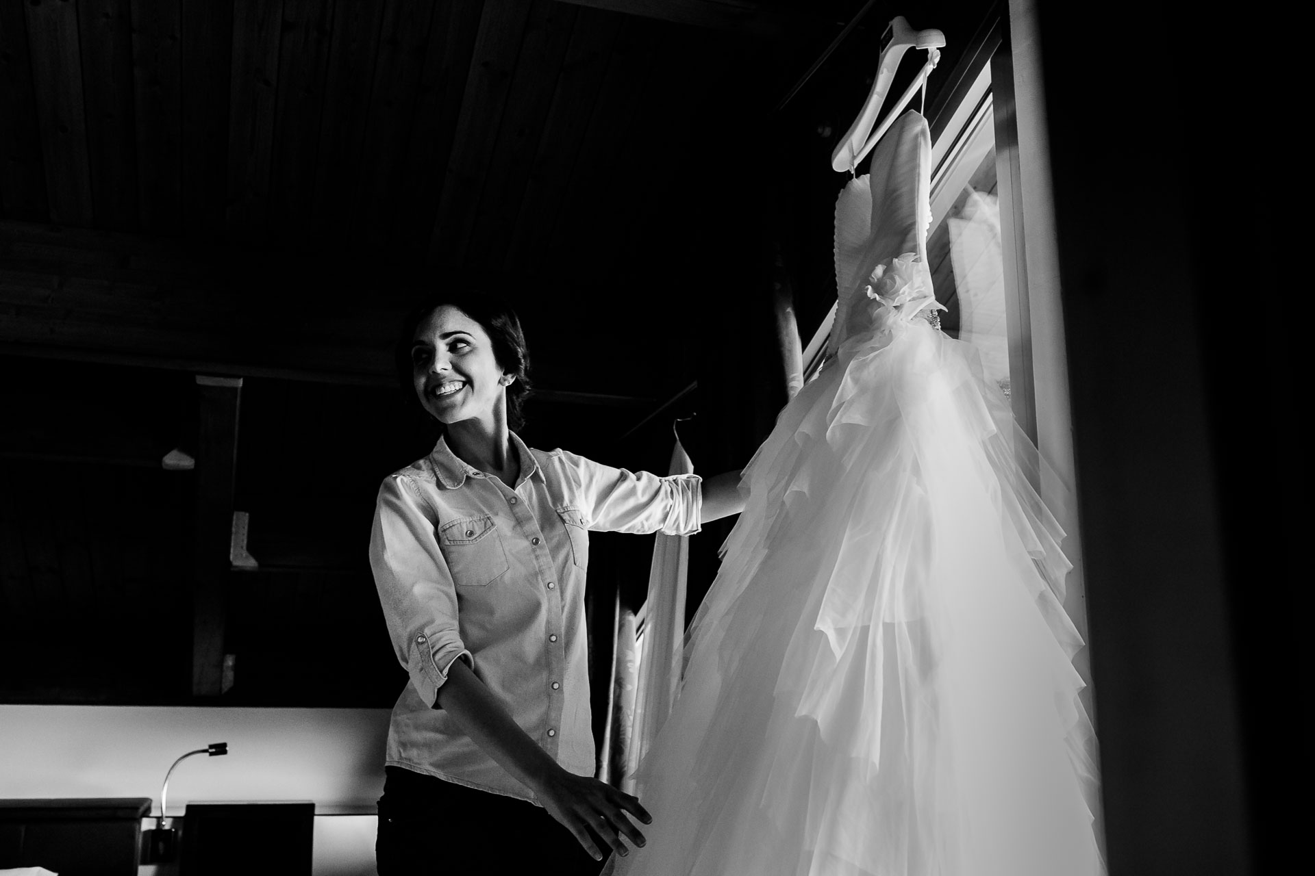 preparativos boda novia