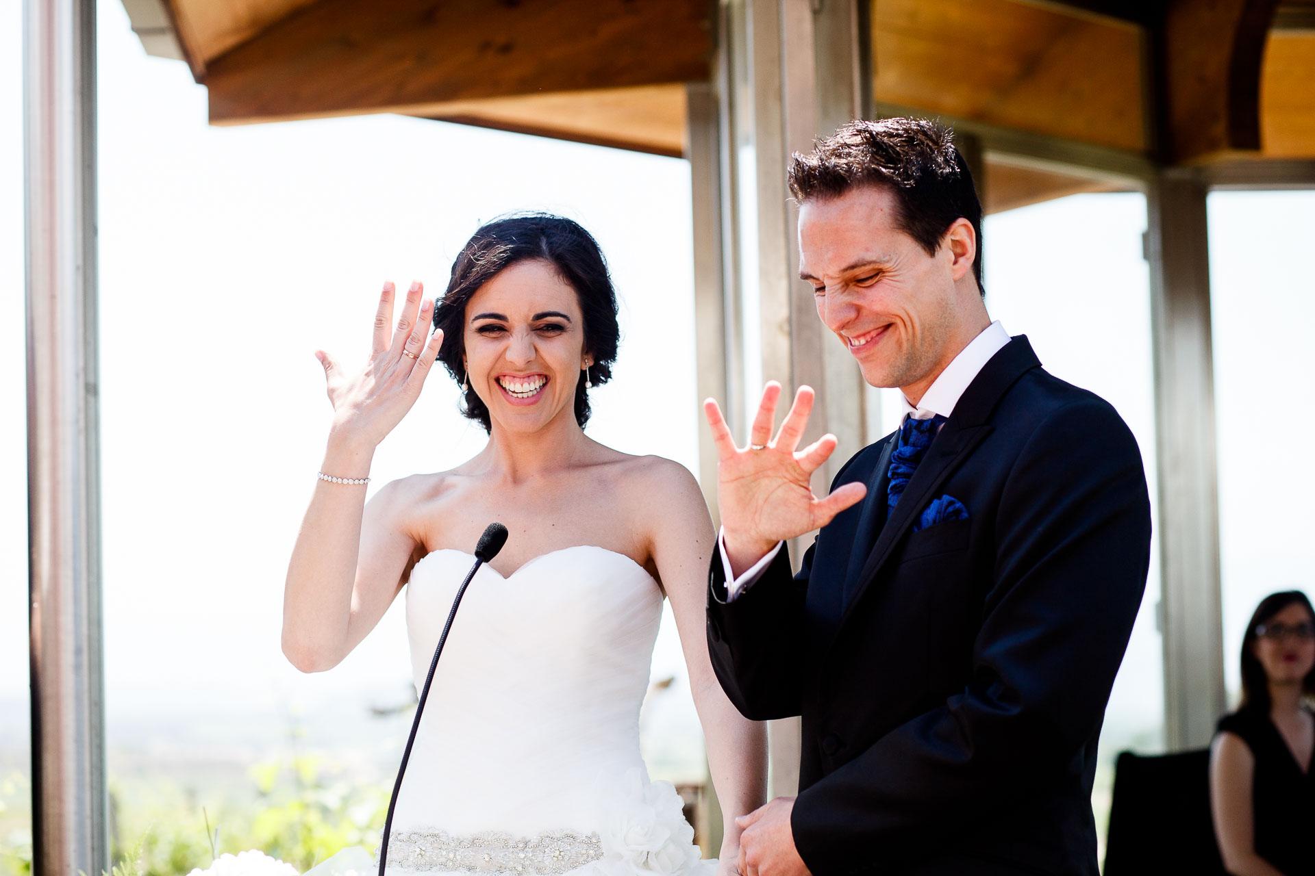 anillos compromiso boda