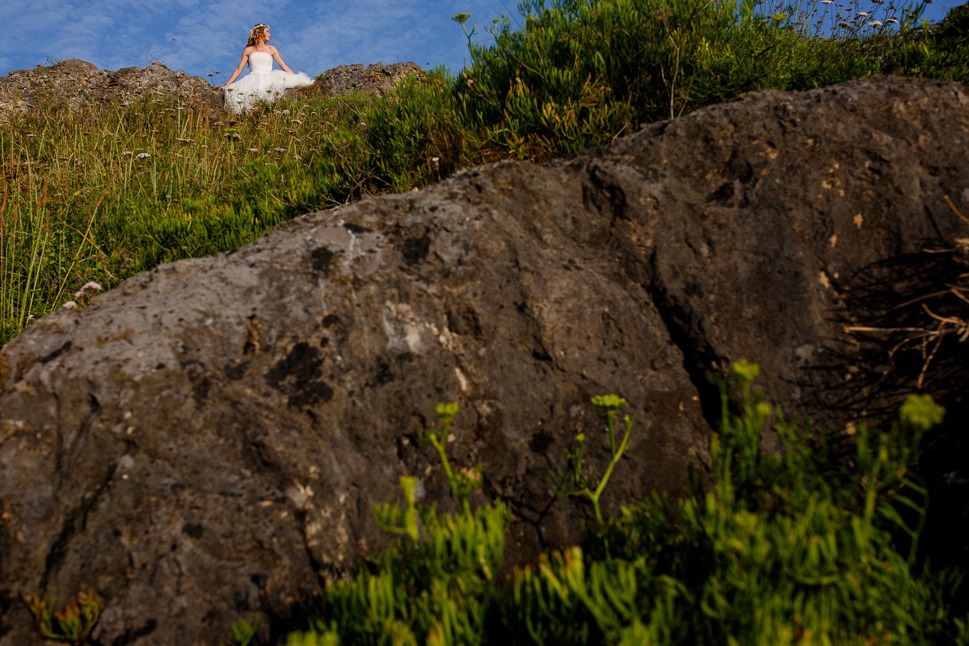 post boda acantilados mundaka