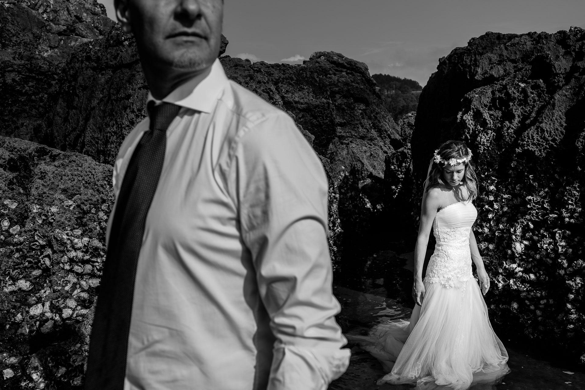 post boda playa sukarrieta