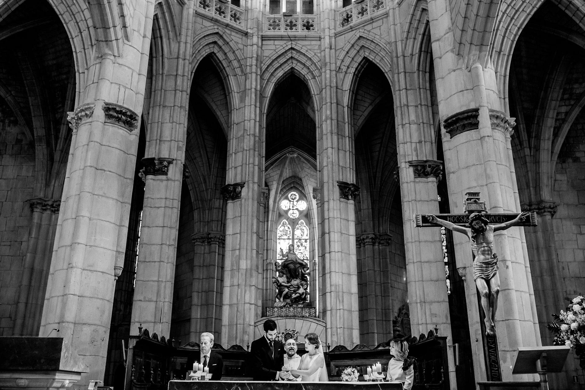 boda catedral santa maria