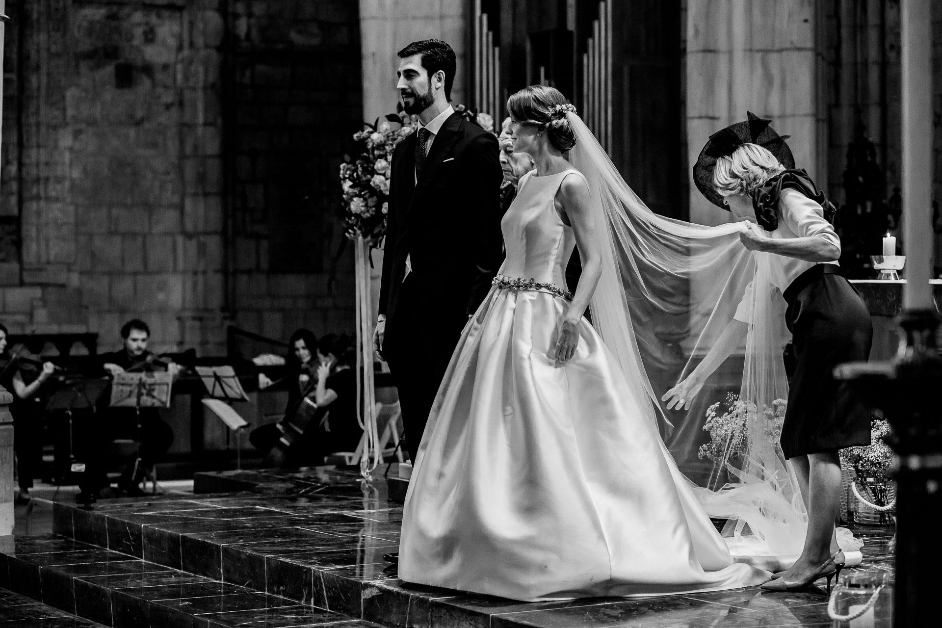 boda catedral viaje vitoria