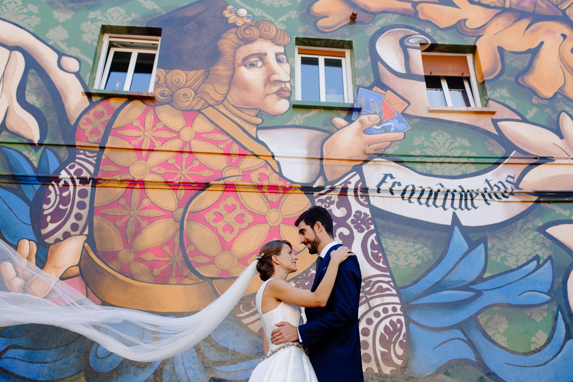 reportaje boda casco viejo vitoria