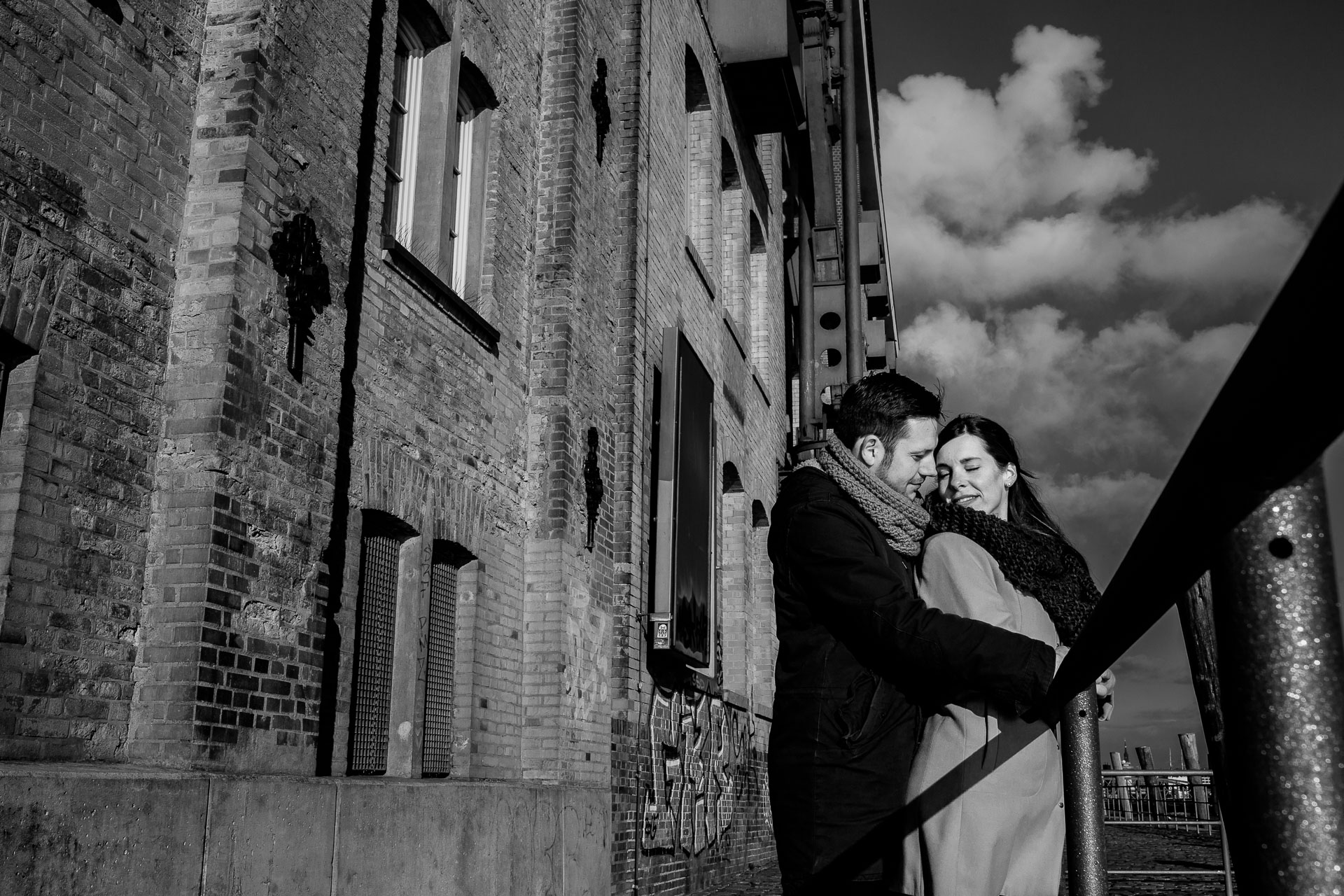 engagement session hamburg