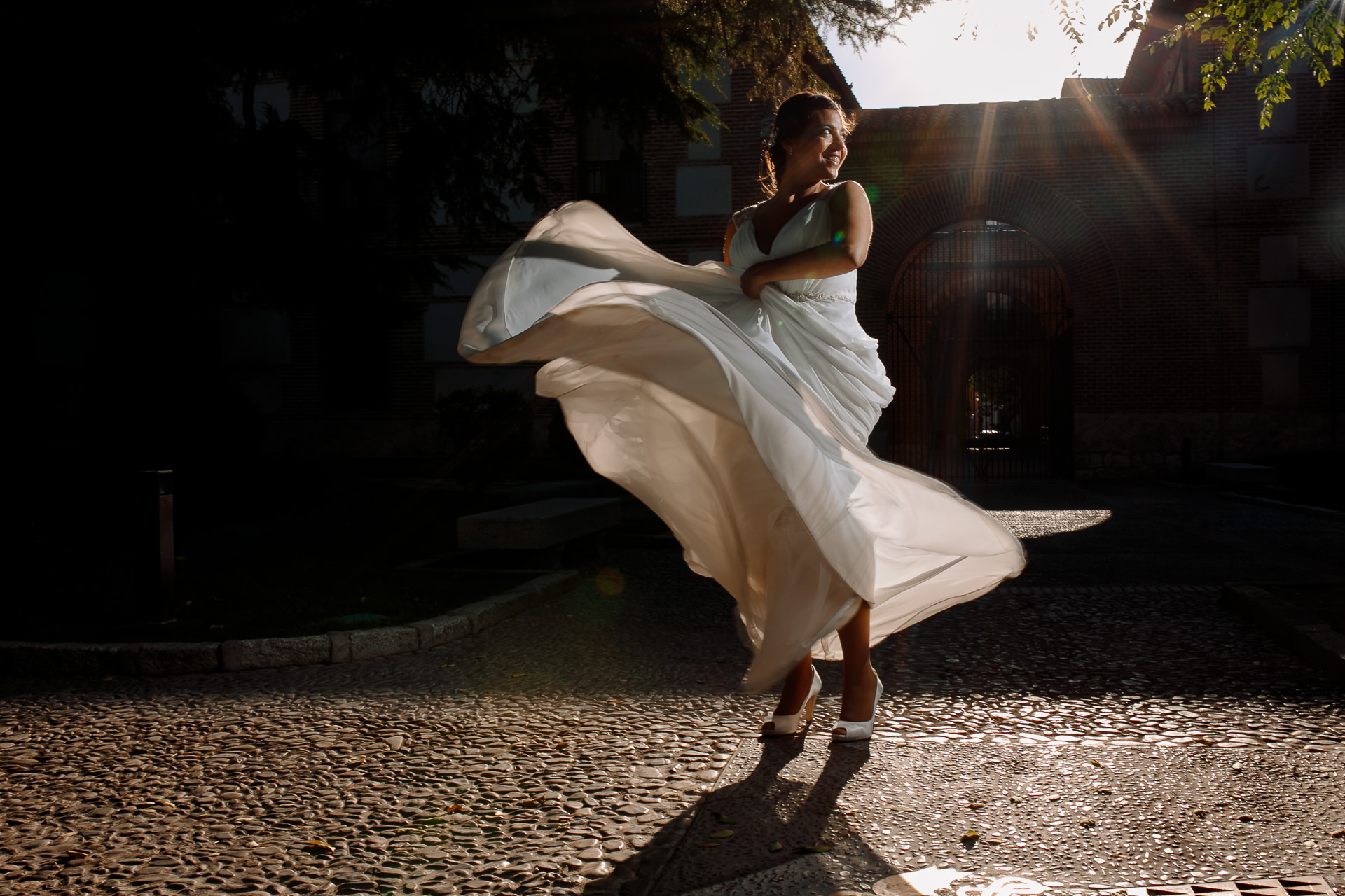 boda parador alcala henares