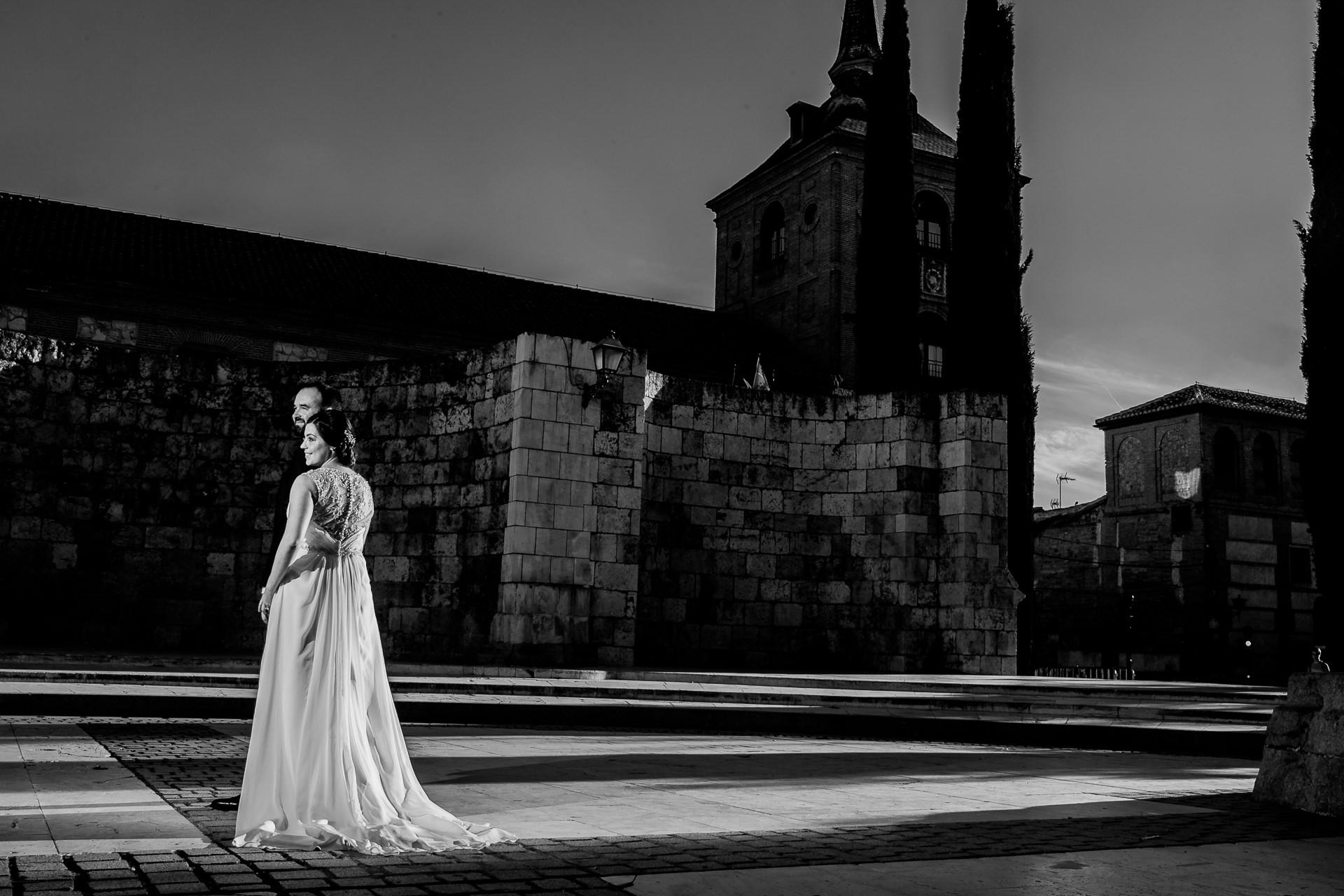boda civil parador alcala de henares madrid 183826