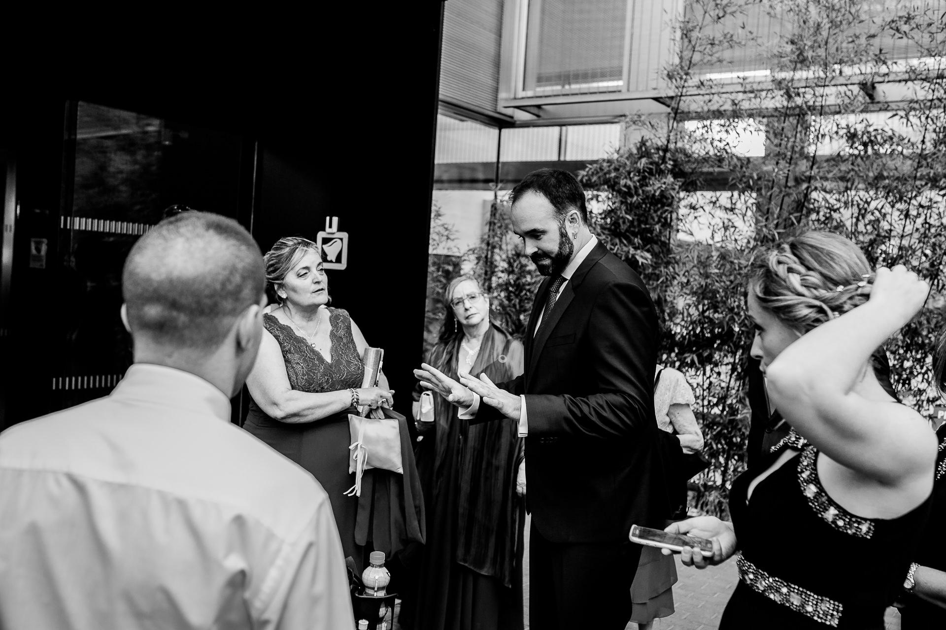 boda civil parador alcala de henares madrid 184519