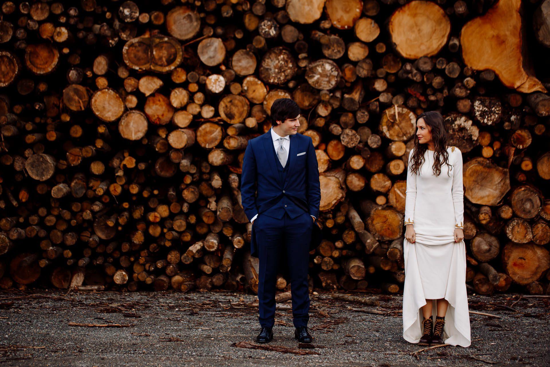 YAIZA + JON | POSTBODA EN EL HAYEDO DE OTZARRETA
