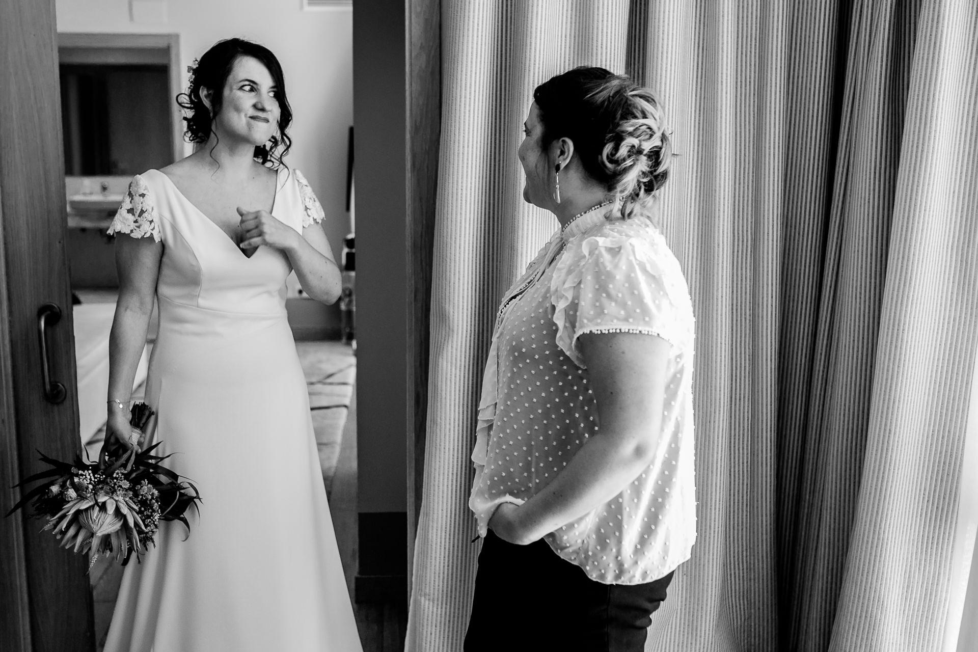 boda civil parador de argomaniz