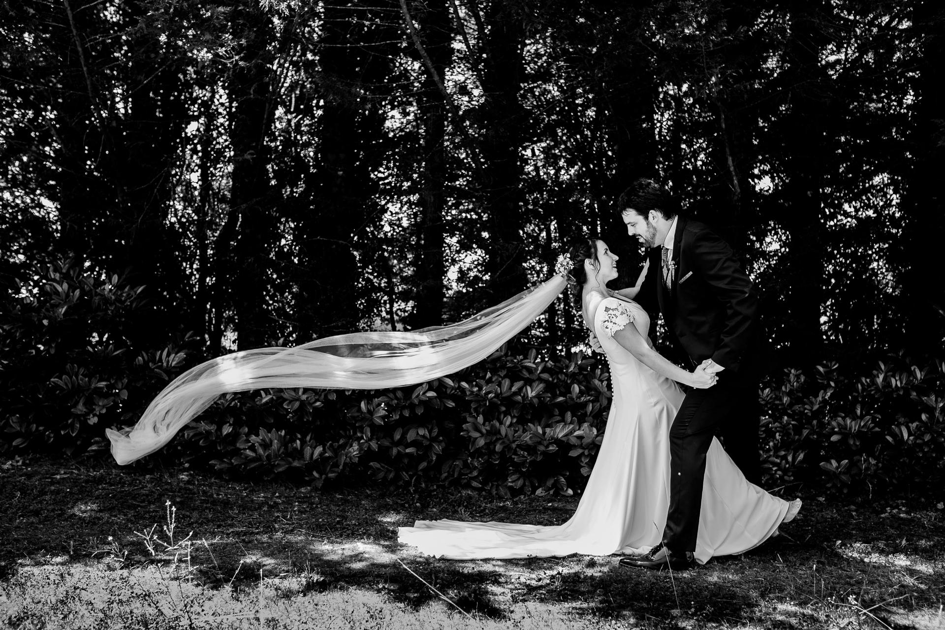 boda civil jardines parador de argomaniz