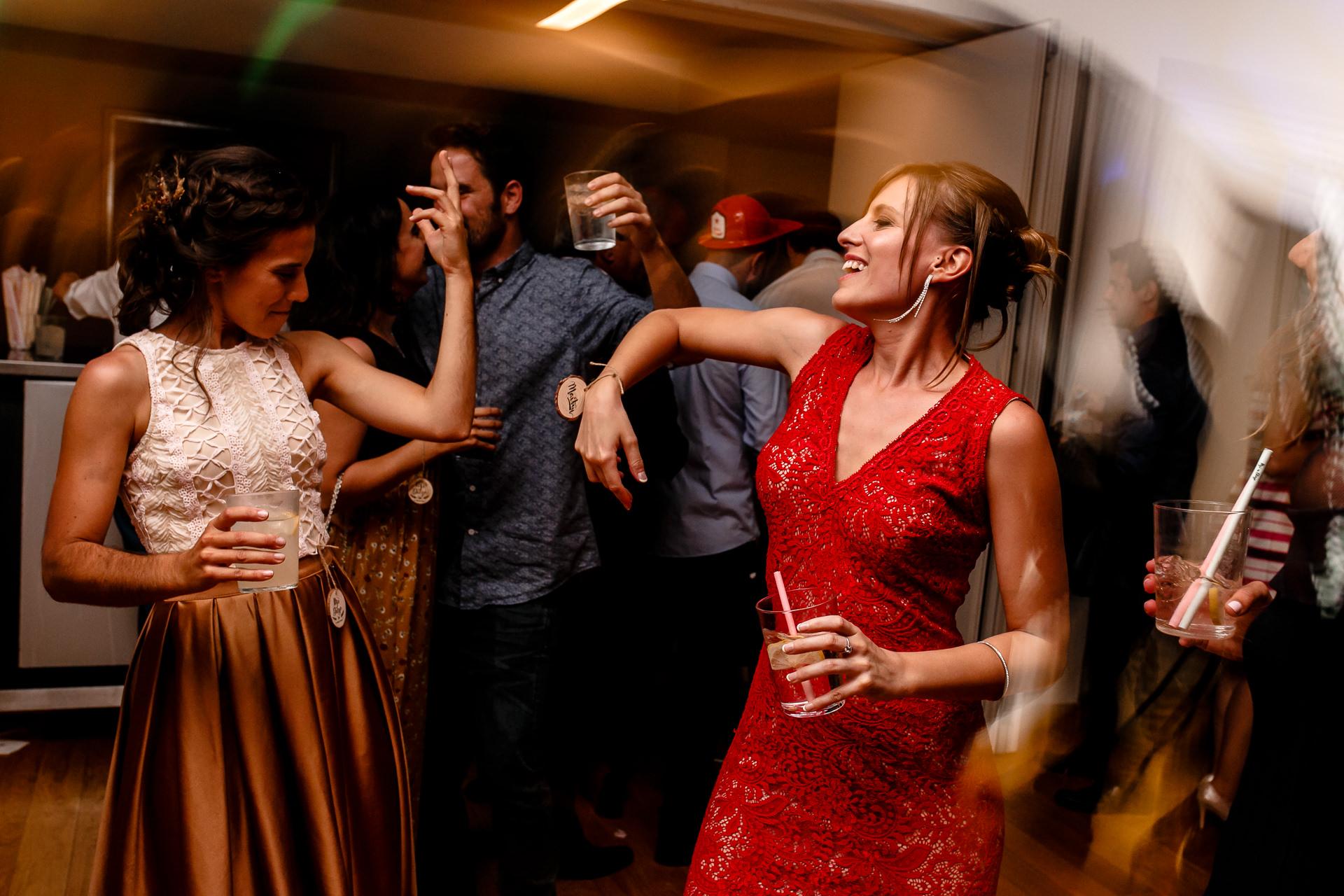 baile parador de argomaniz