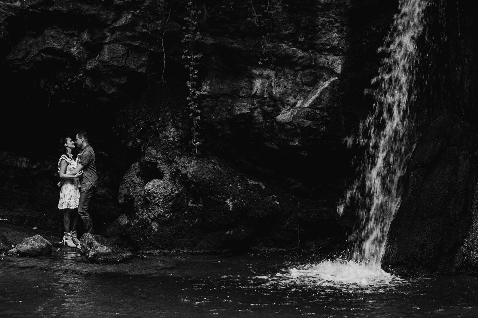 preboda cascada bosque alava 195117
