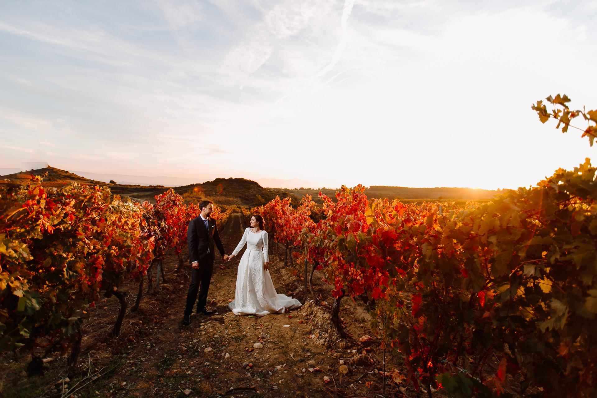 boda en otoño eguren ugarte