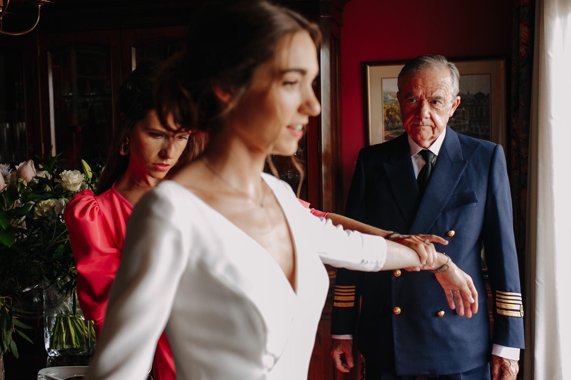 boda real sociedad golf neguri claustro deusto 122542